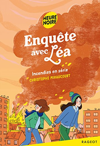 Couverture Incendies en série