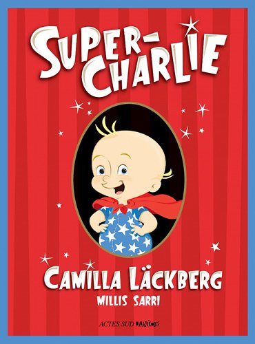 Couverture Super-Charlie