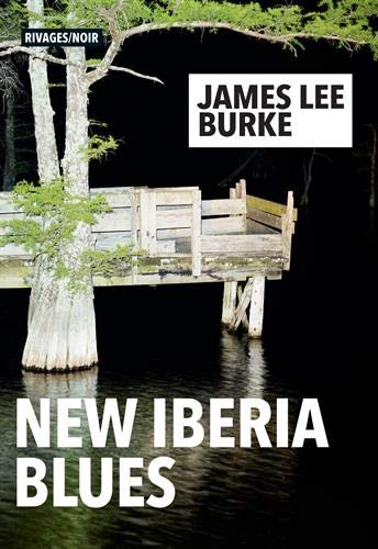 Couverture New Iberia Blues