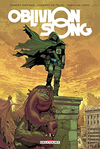 Couverture Oblivion song - Tome 1