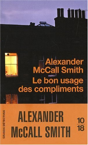 Couverture Le Bon usage des compliments