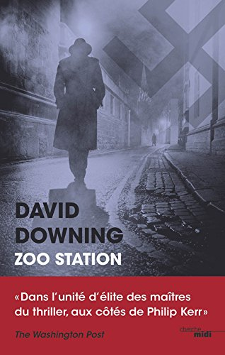 Couverture « Zoo Station »
