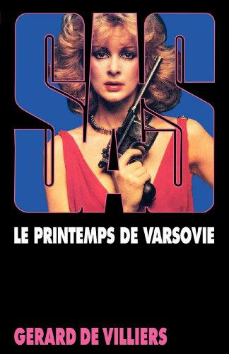 Couverture Le Printemps de Varsovie