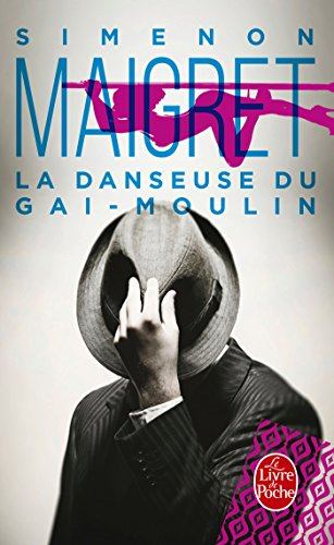 Couverture La Danseuse du Gai-Moulin