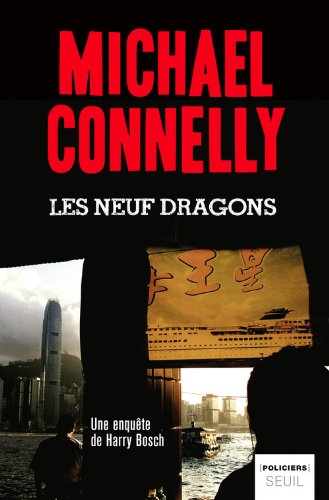 Couverture Les neuf dragons