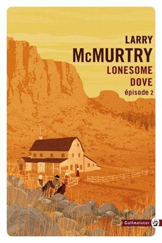 Couverture Lonesome Dove – Tome 2