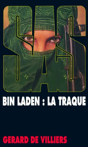 Couverture Bin Laden : la traque