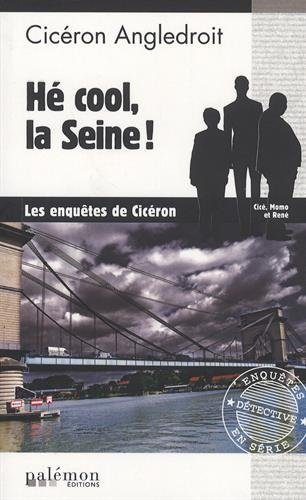 Couverture Hé cool, la Seine !