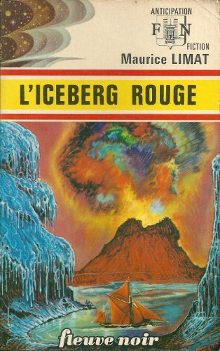 Couverture L'iceberg rouge