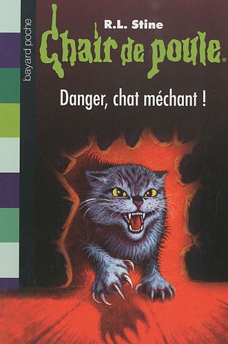 Couverture Danger, chat méchant !