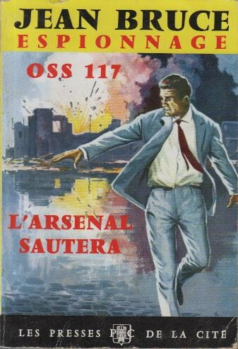 Couverture L'Arsenal sautera