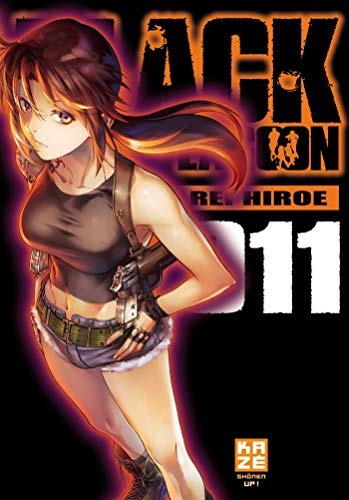Couverture Black Lagoon tome 11