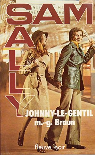 Couverture Johnny-le-gentil