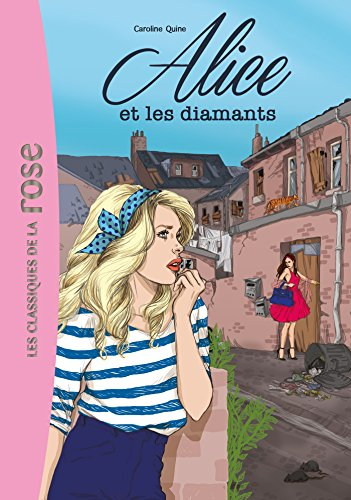 Couverture Alice et les Diamants