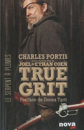 Couverture True Grit