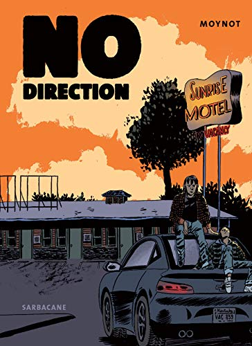 Couverture « No direction »
