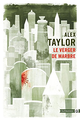 Couverture « Le Verger de marbre »