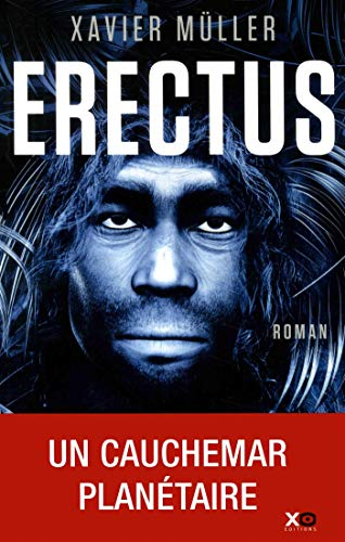 Couverture Erectus Xo Editions