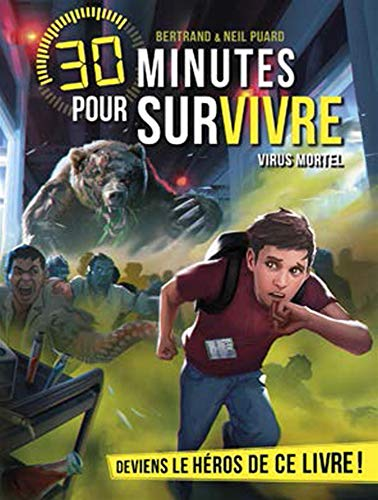 Couverture Virus mortel