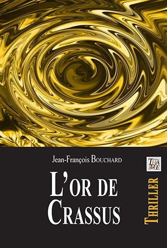 Couverture L'Or de Crassus