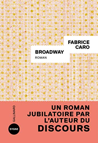 Couverture Broadway