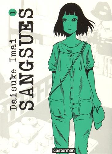 Couverture Sangsues - Tome 1