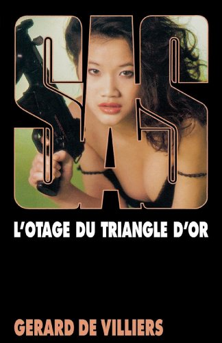 Couverture L'Otage du triangle d'or