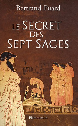 Couverture Le Secret des sept Sages