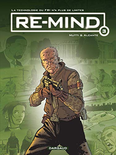 Couverture Re-Mind tome 3 Dargaud