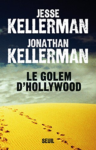 Couverture Le Golem d'Hollywood