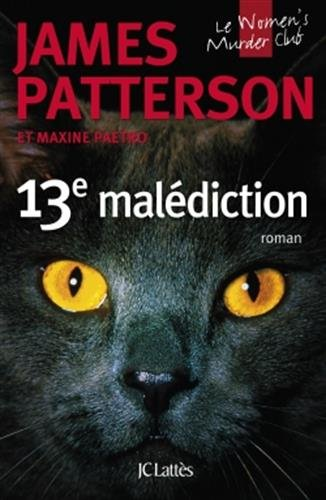 Couverture La 13e malédiction