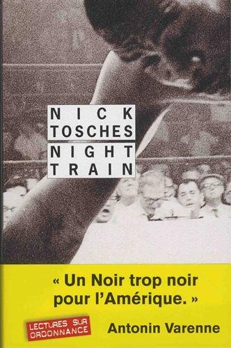 Couverture Night Train