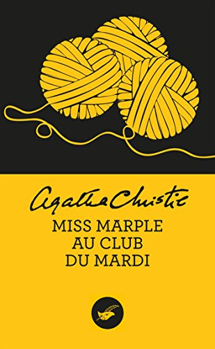 Couverture Miss Marple au club du mardi