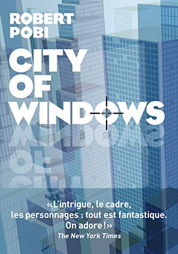 Couverture City of Windows