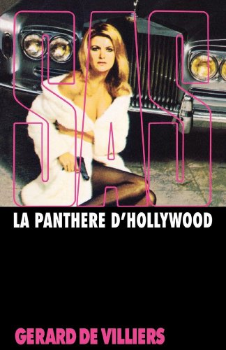 Couverture La Panthère d'Hollywood
