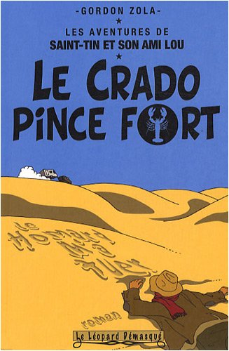 Couverture Le crado pince fort
