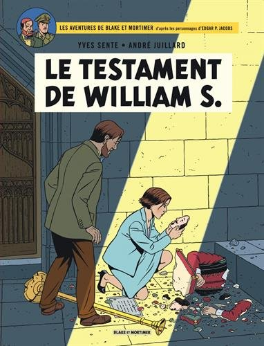 Couverture Le Testament de William S.