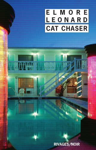 Couverture Cat Chaser