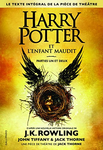 Couverture Harry Potter et l'Enfant maudit
