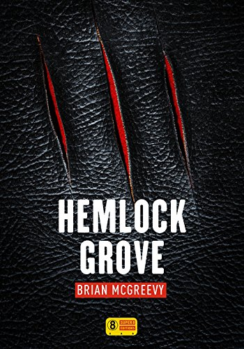 Couverture Hemlock Grove Super 8 éditions