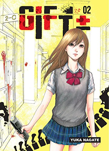 Couverture Gift +- tome 2