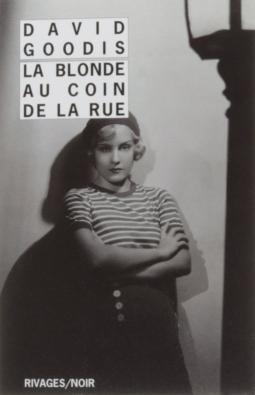 Couverture La Blonde au coin de la rue