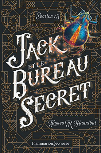 Couverture Jack et le bureau secret