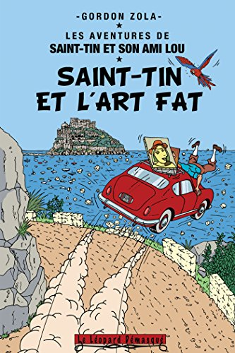 Couverture Saint-Tin et l'art fat