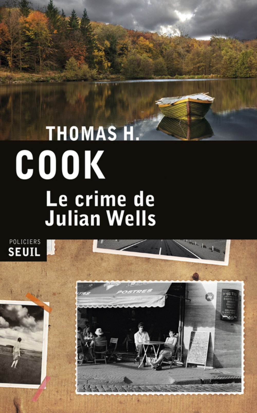 Couverture Le Crime de Julian Wells