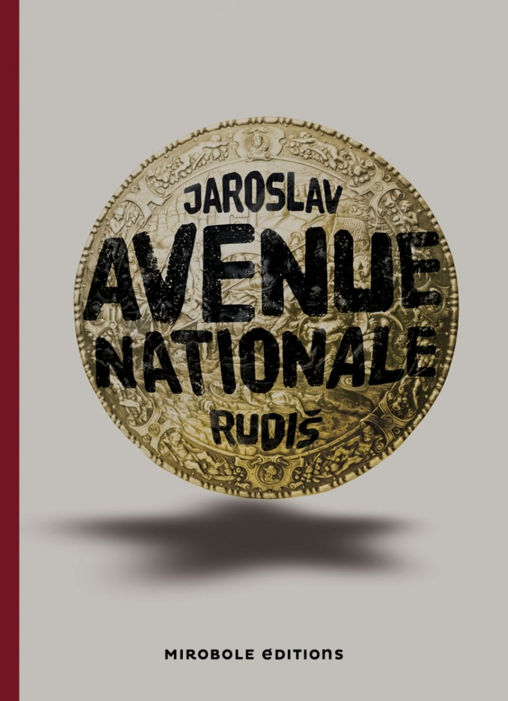 Couverture Avenue nationale