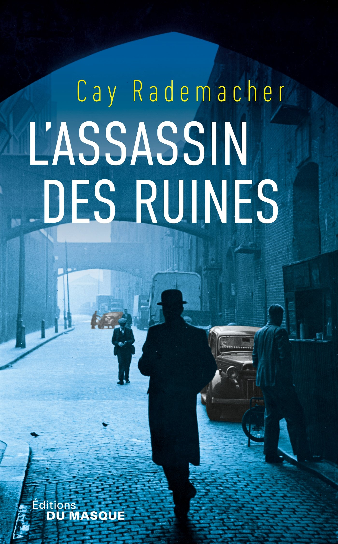 Couverture L'Assassin des ruines
