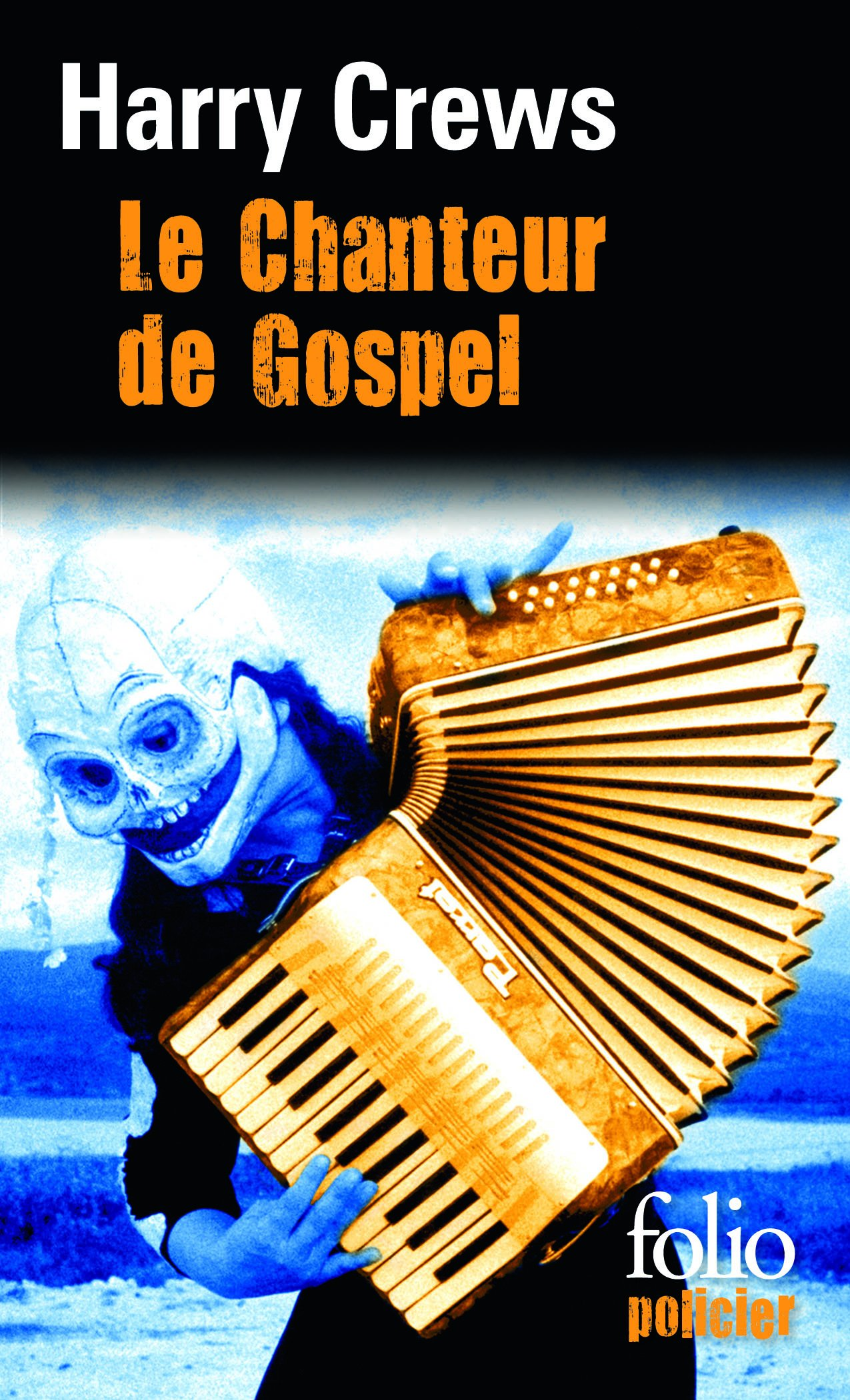 Couverture Le Chanteur de gospel