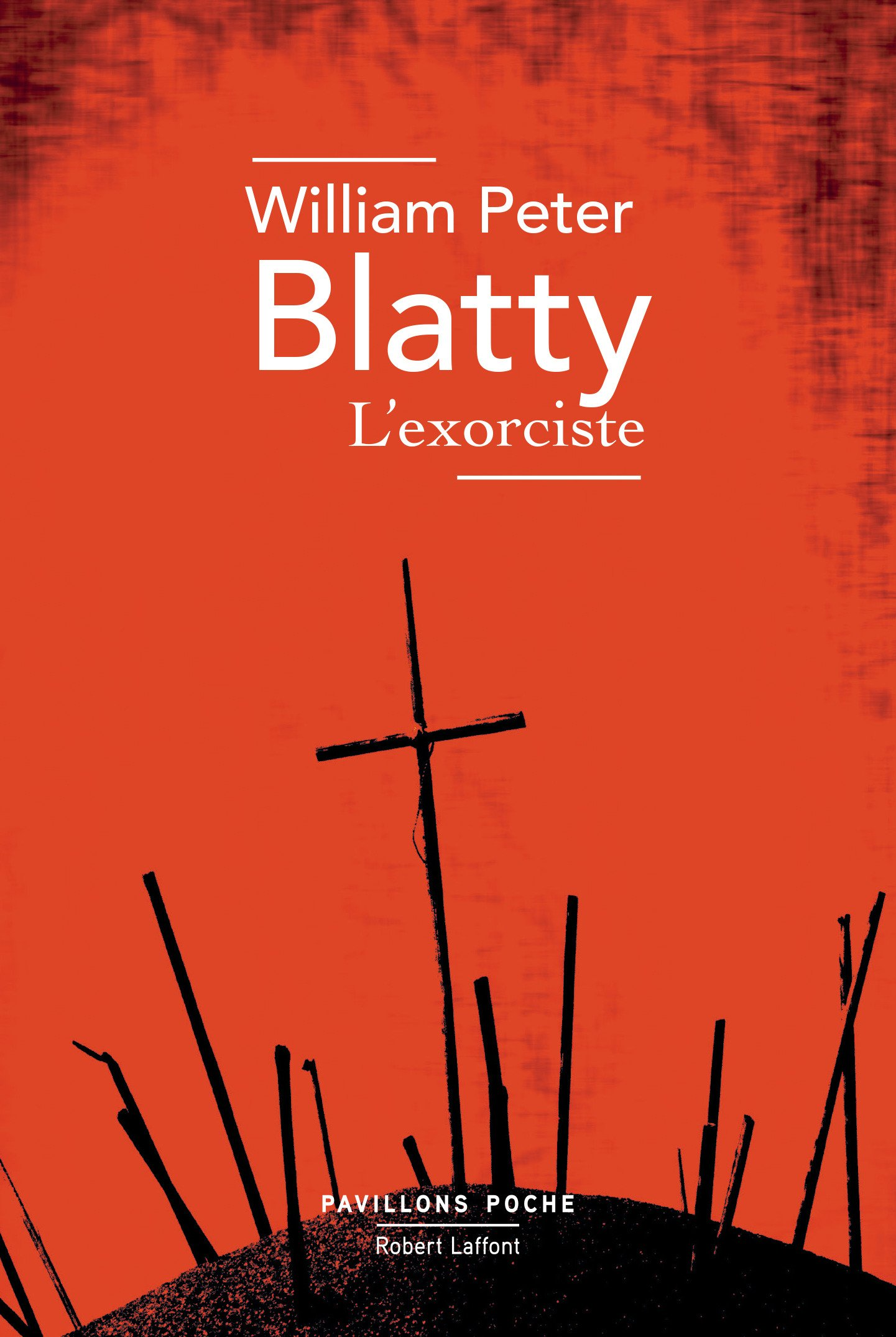 Couverture L'Exorciste