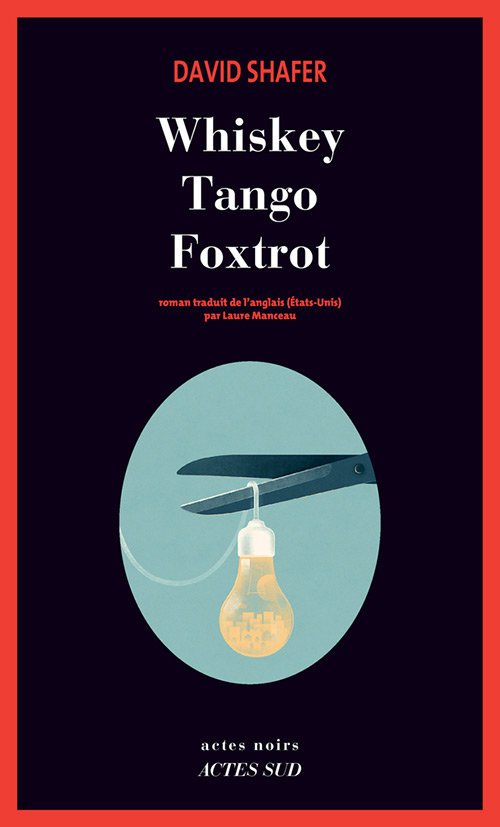 Couverture « Whiskey Tango Foxtrot »
